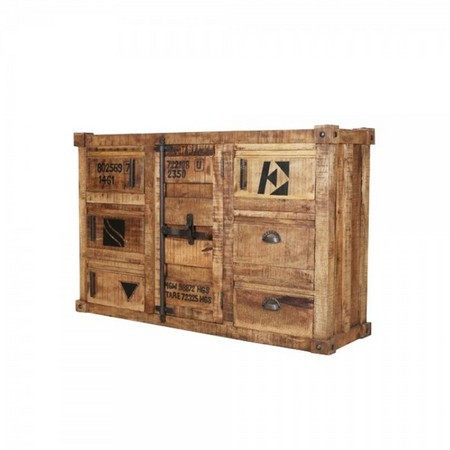 Design Sideboard Special in Container Optik